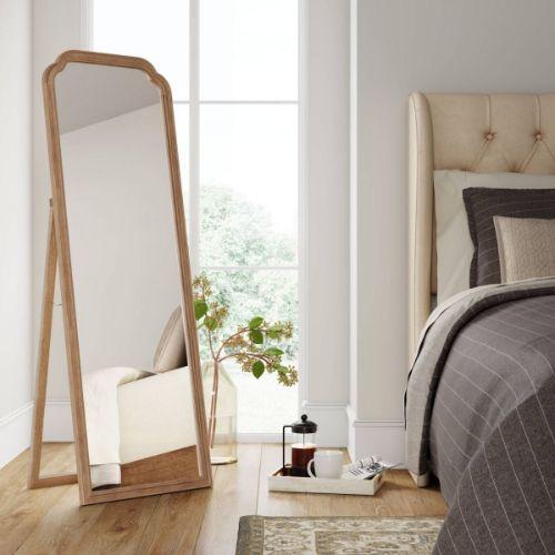 kính gương soi gia đình phòng ngủ