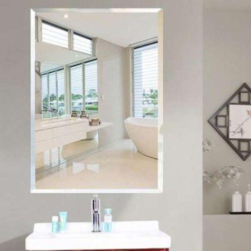 kính gương soi gia đình phòng tắm