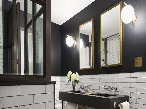 Hình minh họa: Cắt kính gương soi wc, trang trí giá rẻ đẹp Vạn Thiên