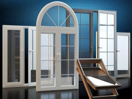 Hình minh họa: Cửa nhôm kính phòng ngủ giá rẻ