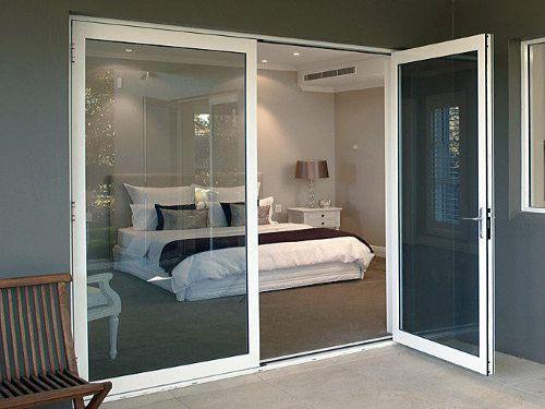 Hình minh họa: Làm phòng ngủ bằng nhôm kính